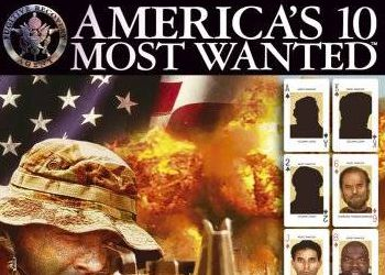 Americas 10 Most Wanted: War on Terror