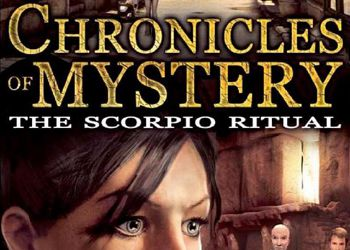 Chronicles of Mystery: Scorpio Ritual
