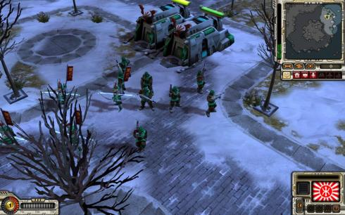 Command&Conquer: Red Alert 3 - Uprising