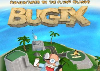Bugix: Adventures on the Flying Islands