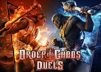 Order&Chaos Duels - Trading Card Game