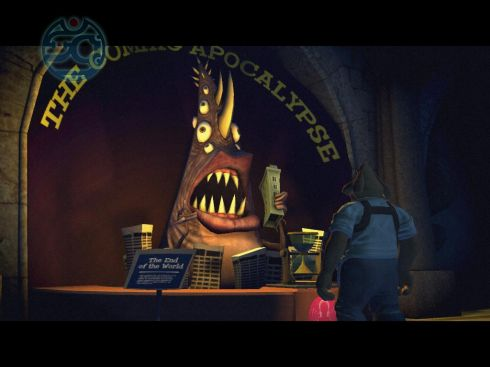 Sam&Max: The Devils Playhouse - Episode 3: They Stole Maxs Brain!