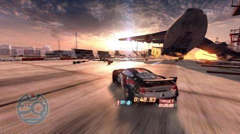 Скачать split second: velocity (2010) через торрент.