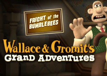 Wallace&Gromits Grand Adventures Episode 1 - Fright of the Bumblebees